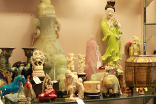Attenson's Antiques & Books Asian collectibles